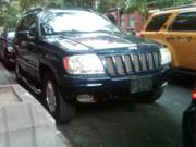 Blue Jeep Grand Cherokee Limited Edition $4500 or BEST OFFER - $4500 (