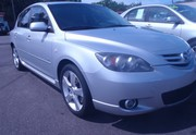 2004 !! Mazda 3 S!!  Manual !! 5 Speed!! an excellent hatchback