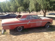 '64 Ford Fairline 2 door Sport Coupe