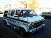 For Sale: For Sale: 92 chevy G20 conversion van