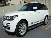 Land Rover Only 9200 miles