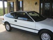 honda cr-z 1991 Honda CRX HF