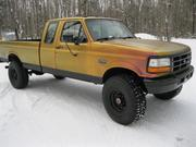 1993 FORD Ford F-250 XLT Extended Cab Pickup 2-Door