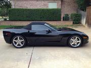 chevrolet corvette Chevrolet Corvette Base Convertible 2-Door