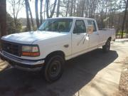 1997 Ford Ford F-350 Base Crew Cab Pickup 4-Door