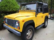 Land Rover Defender 87661 miles