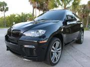 2010 BMW BMW X6 M Sport Utility 4-Door