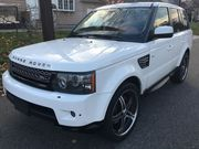 2012 Land Rover Range Rover Sport HSE SPORTS LUX