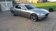 2006 Maserati Quattroporte GT Sport