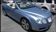 2007 Bentley Continental GT CONTINENTAL GTC