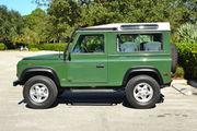 1997 Land Rover Defender Station Wagon