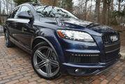 2014 Audi Q7 AWD  S-LINE (PRESTIGE) EDITION