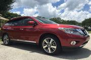 2013 Nissan Pathfinder Premium Package