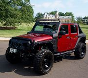 2012 Jeep WranglerUnlimited Sport Sport Utility 4-Door
