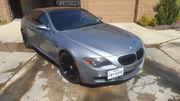 2007 BMW M6 M6M6 81936 miles