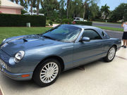 2005 Ford Thunderbird 50th Anniversary