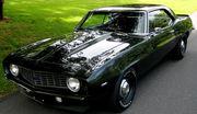 1969 Chevrolet Camaro Copo Recreation
