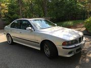 2002 BMW M5Base Sedan 4-Door