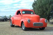 1941 WillysCOUPE 500 miles