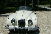 1960 Jaguar XK150Roadster
