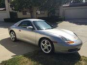 1999 Porsche 911Carrera Convertible 2-Door