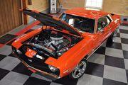 1969 Chevrolet Camaro SS 396 4-Speed 468 Restomod