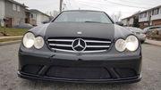 2008 Mercedes-Benz CLK-Class Black Series Coupe 2-Door
