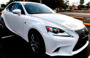 2015 Lexus IS AWD 4dr Sedan