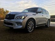 2015 Infiniti QX80 Technology