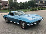 1966 Chevrolet Corvette Dark Blue