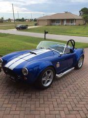 1966 Shelby Mustang SC Cobra