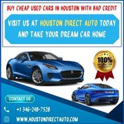Buy Cheap Used Cars In Houston With Bad Credit