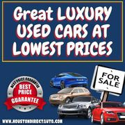 Great Auto Direct Pre Owned Dealership - Houston DIrect Auto
