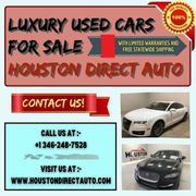 Affordable Used Cars For Sale Of All Makes And Models