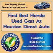 Best Honda Used Cars For Sale - HDA