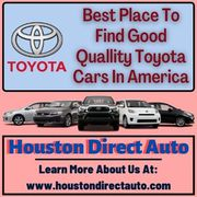Find Best Toyota Used Cars For Sale In America